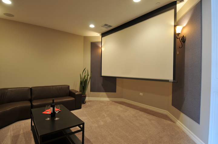 Living Room Audio Video Interiorsaudio Video Interiors